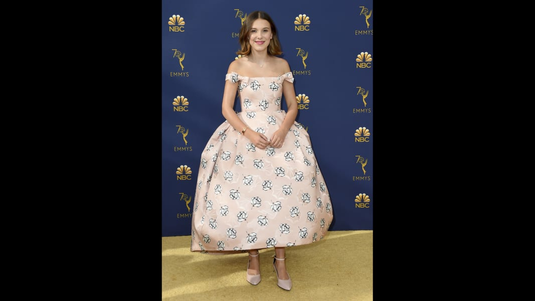 40 2018 emmy awards red carpet