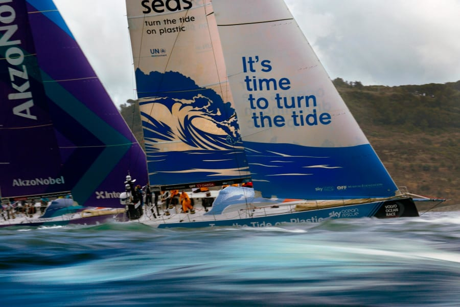 The Best Sailing Photographs Of 2018