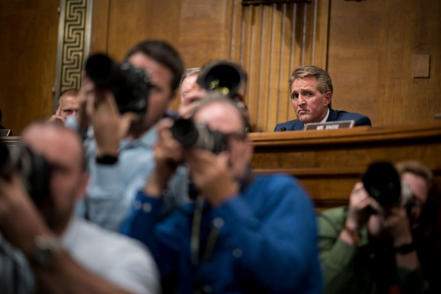 Jeff Flake vote RESTRICTED