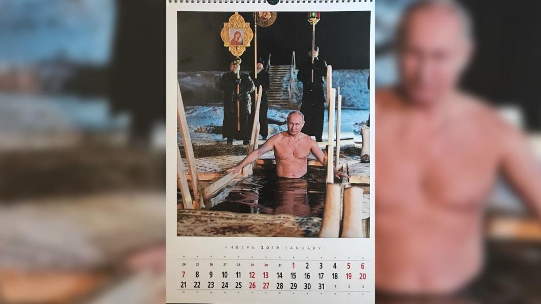 01_Putin 2019 calendar