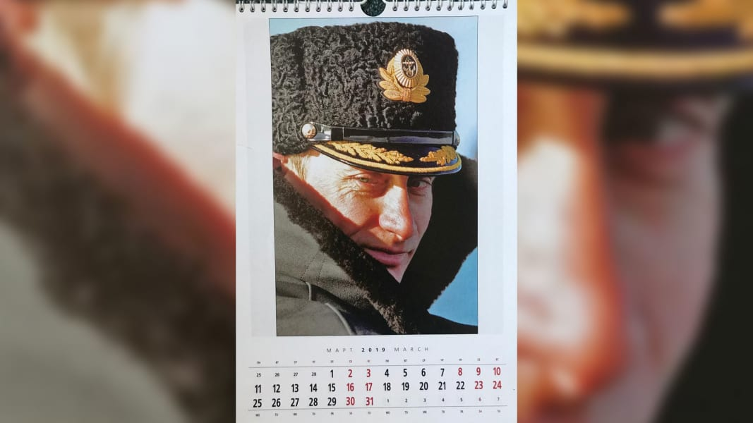 03_Putin 2019 calendar