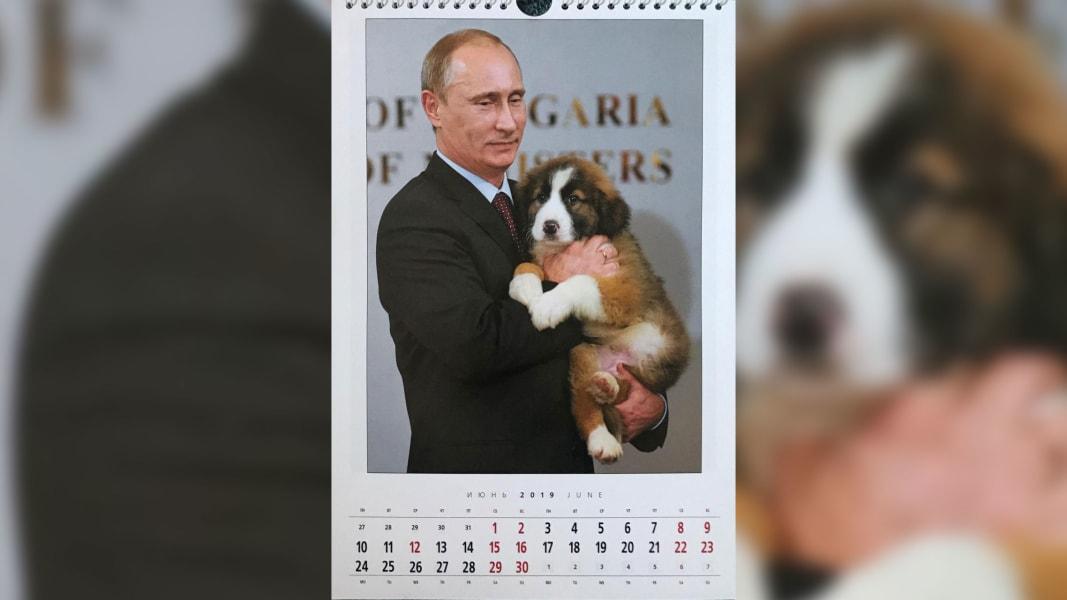 06_Putin 2019 calendar