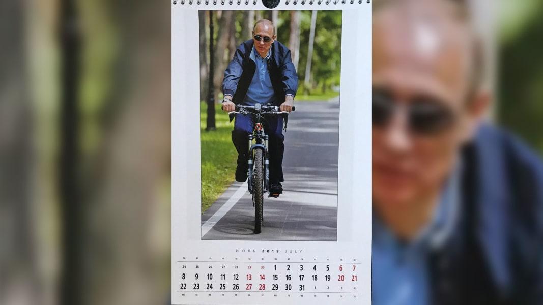 07_Putin 2019 calendar