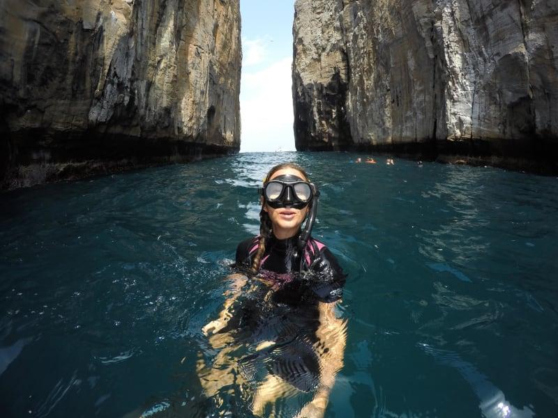 La Vagabonde Elayna Galapagos