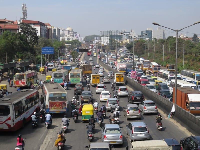 04 bangalore intelligent transport system