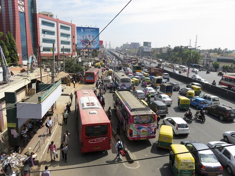 05 bangalore intelligent transport system