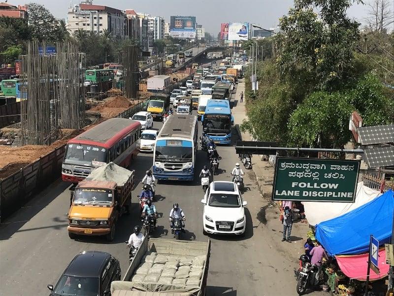 06 bangalore intelligent transport system