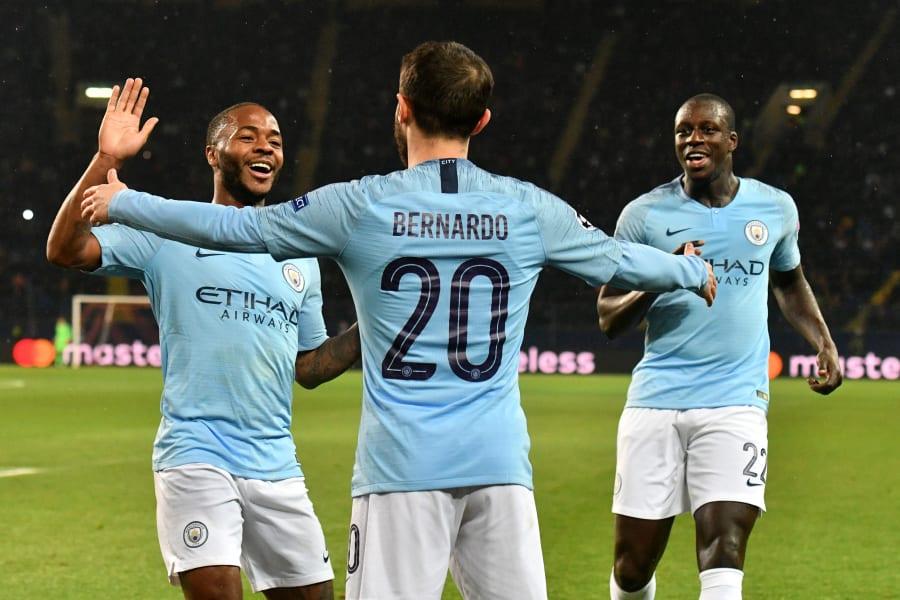 man city champions league