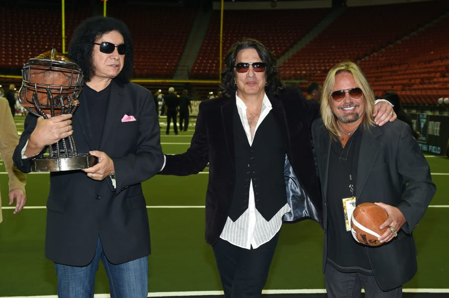 Football reality tv LA Kiss