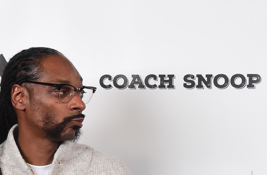 Football reality coach snoop