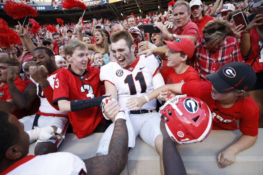 Football reality tv qb1 jake fromm