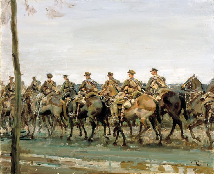 Lord Strathcona's Horse World War One