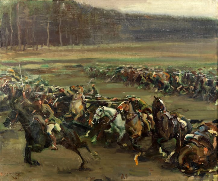 Munnings WW1
