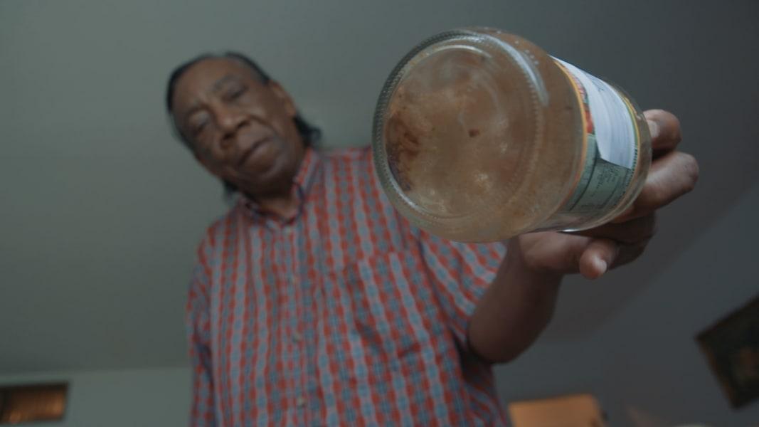Dirty Water 4 Demark jar