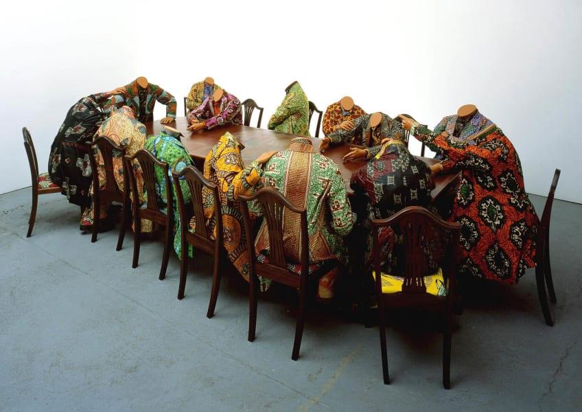 Yinka Shonibare Art X Lagos