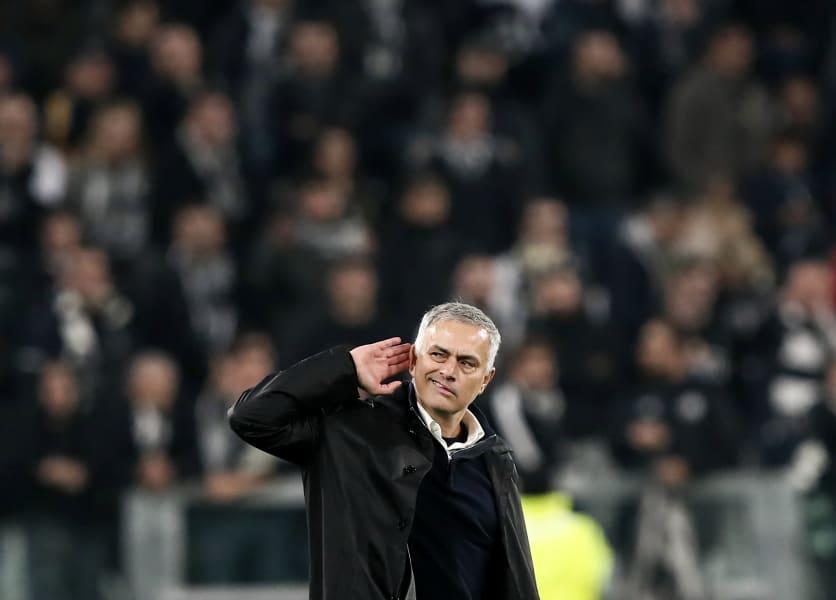 Mourinho Man Utd Juventus