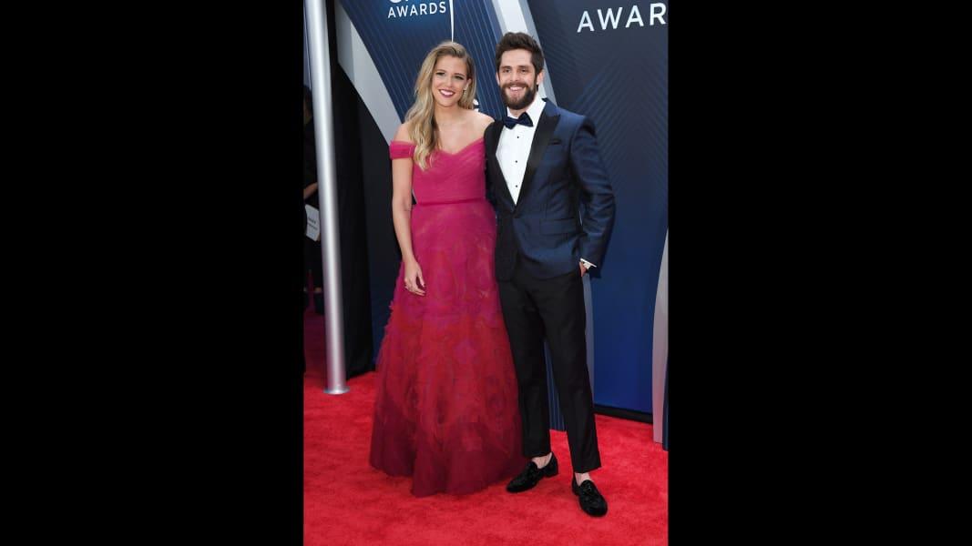 33 CMA red carpet 2018