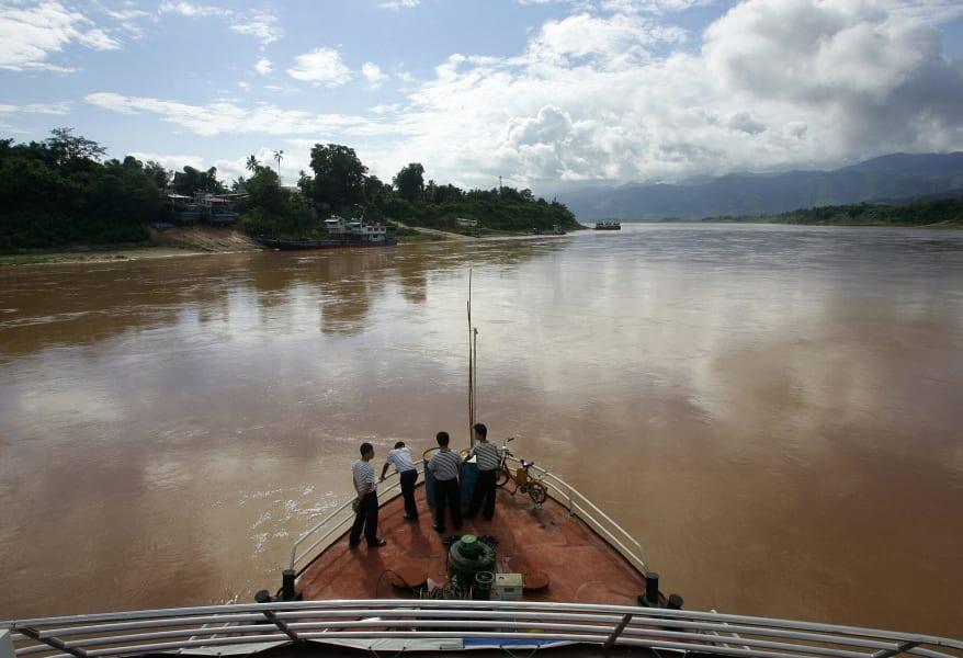 Mekong China Myanmar