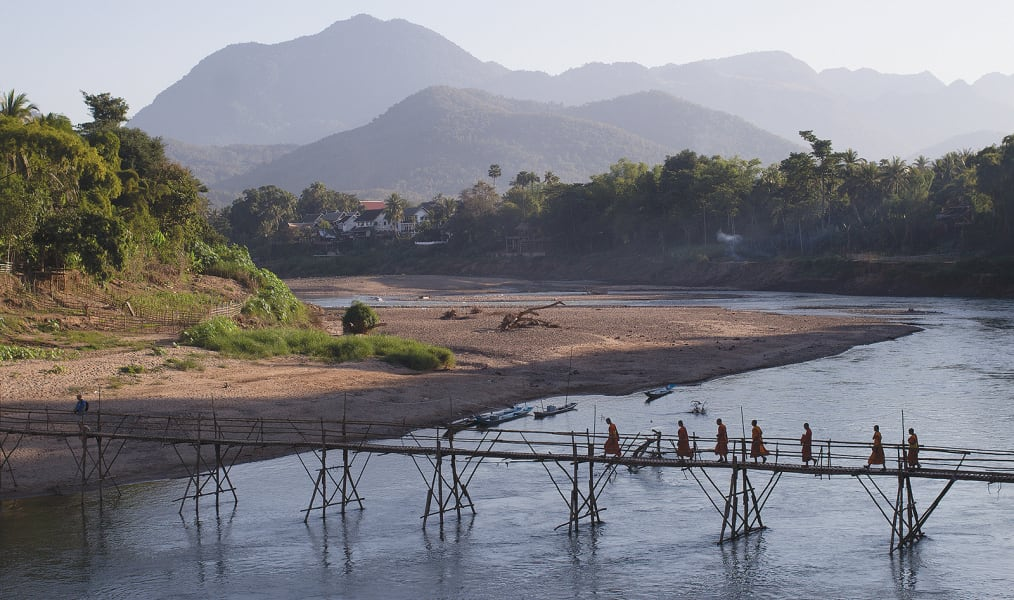 nam khan bridge laos