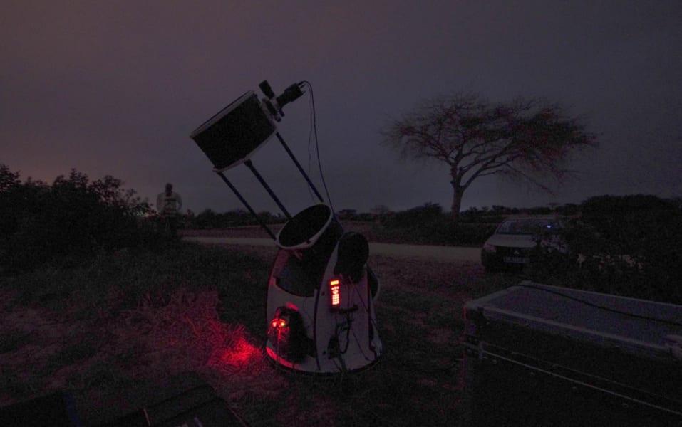 NASA Senegal