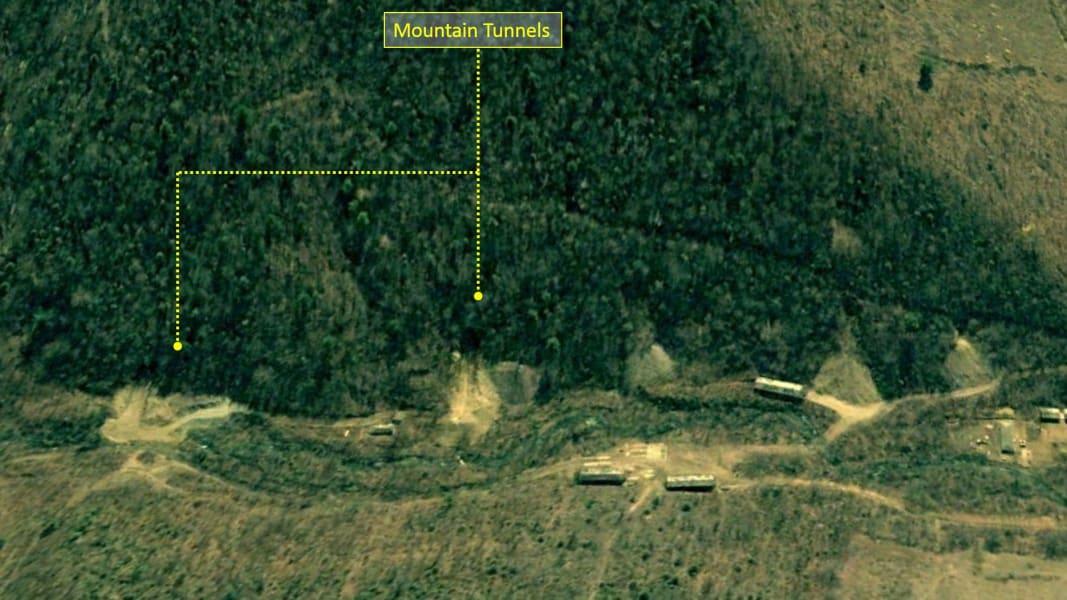 13 North Korea missile base