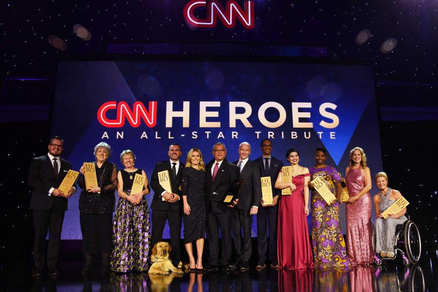 41 cnn heroes 2018 show