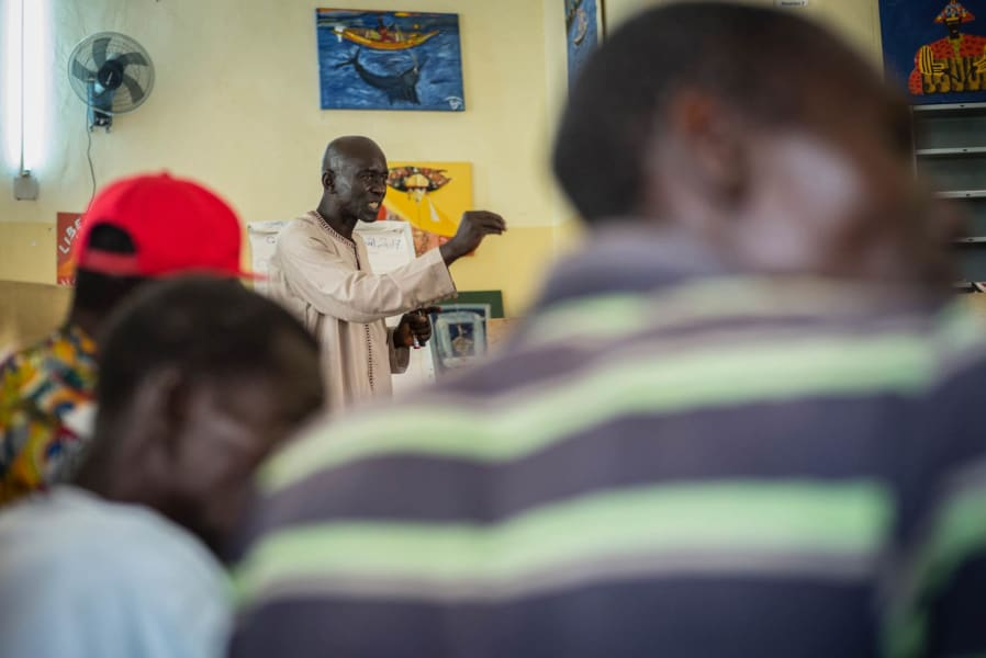 West africa rehab clinic