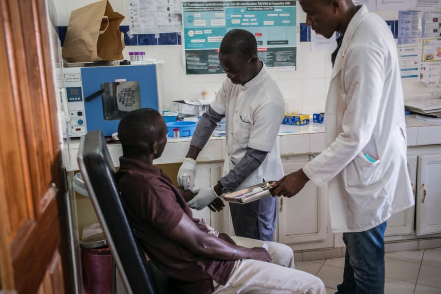 west africa rehab clinic RESTRICTED USE