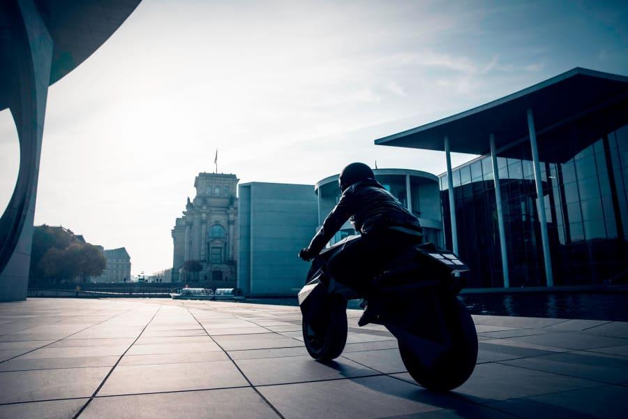 nera motorbike