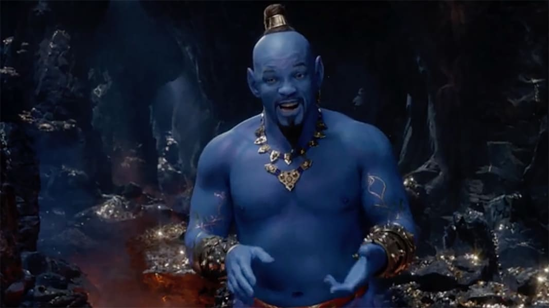 aladdin will smith genie SCREENSHOT