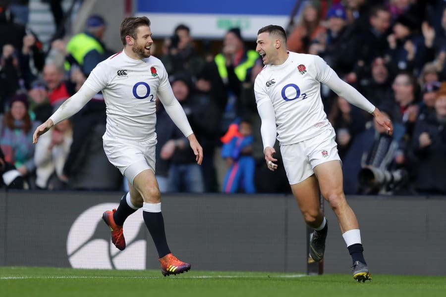 jonny may elliot daly england france six nations