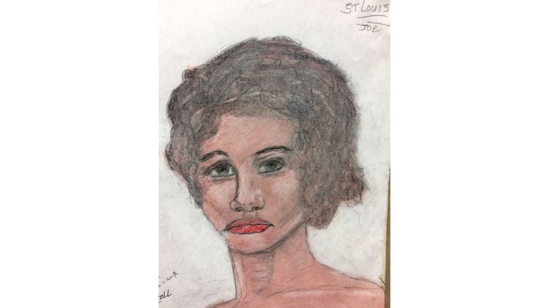 14 samuel litle victim portraits Victim Drawing - (IL) St. Louis to IL JO