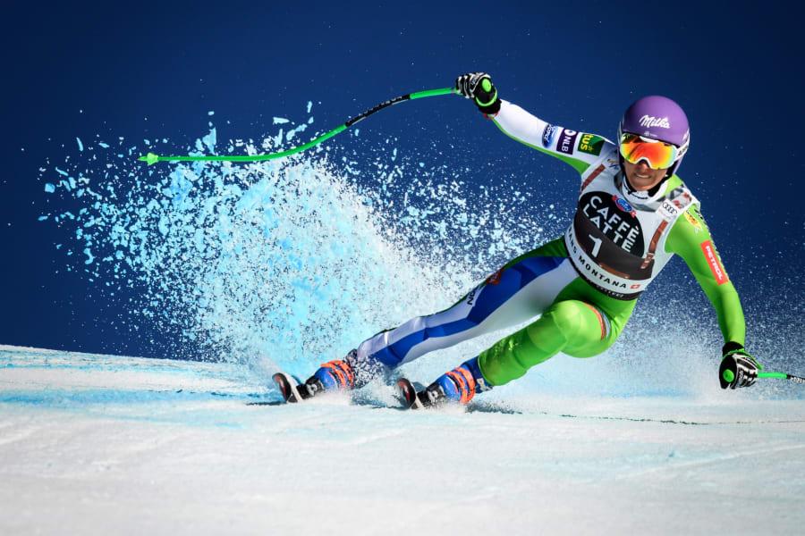 FIS World Cup Ilka Stuhec