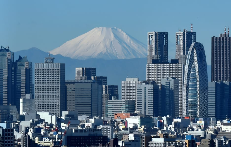 Rugby World Cup Travel Guide Mount Fuji