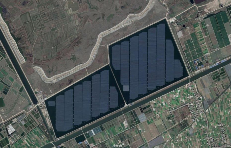 Hangzhou Fengling Solar-Fish Farm