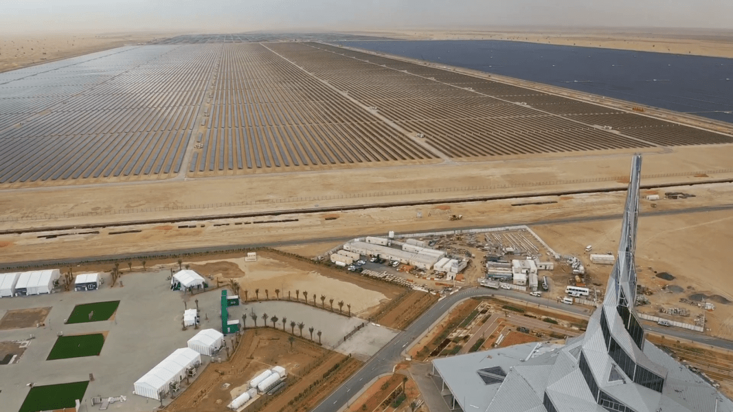 mbr solar park 2019 video grab 1