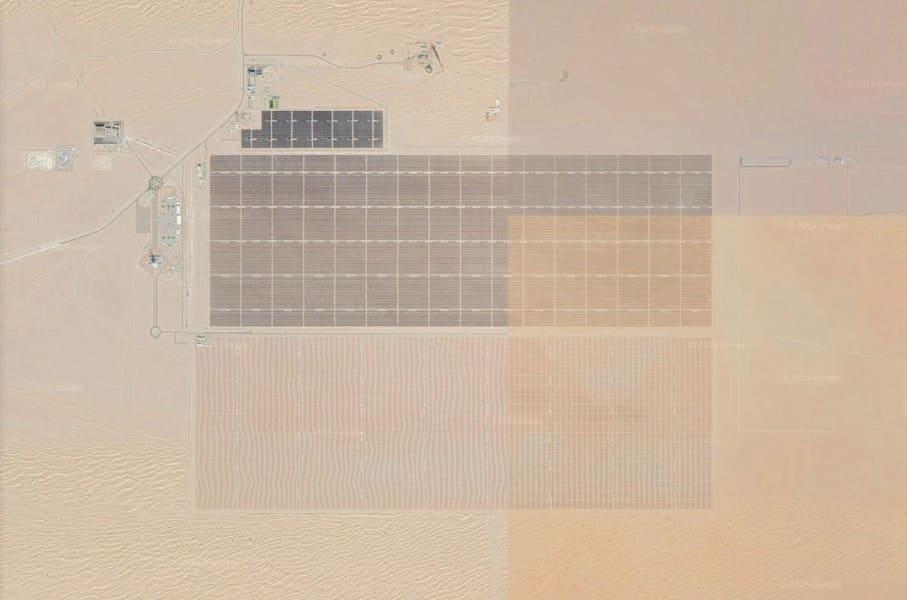 mbr solar park google earth 2019