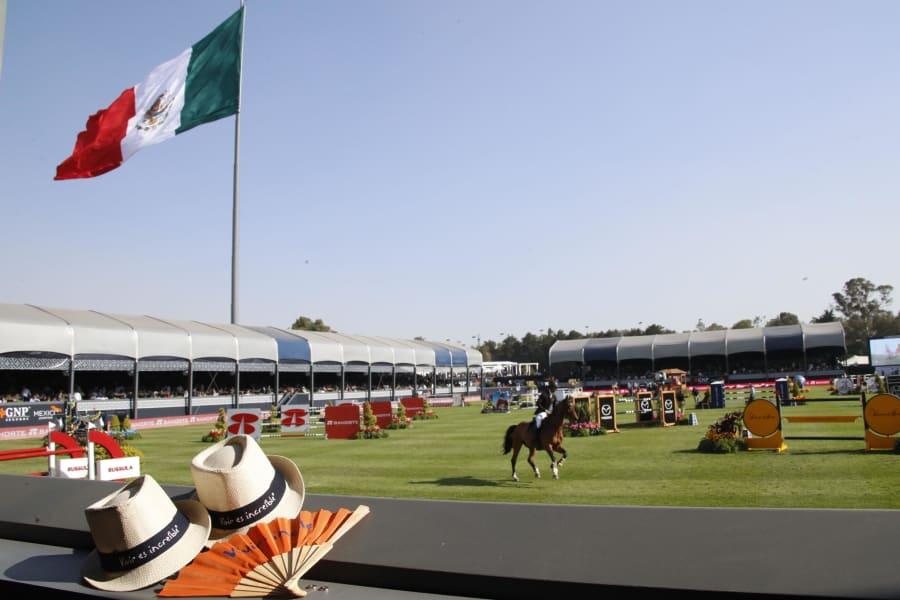 GCT 2019 season Mexico venue