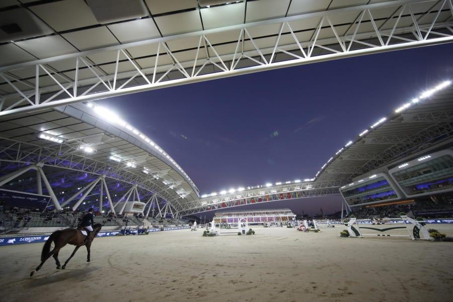 LGCT season 2019 Doha venue