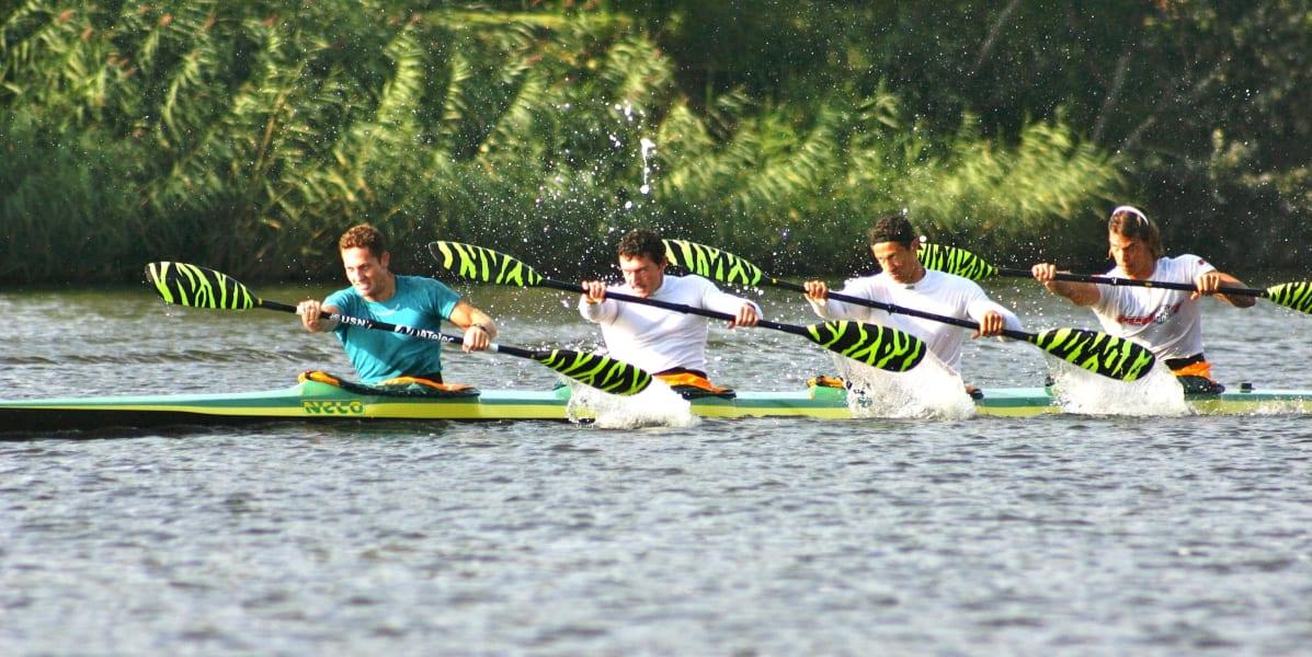 Matt Bouman 2005 Sprint Kayaking