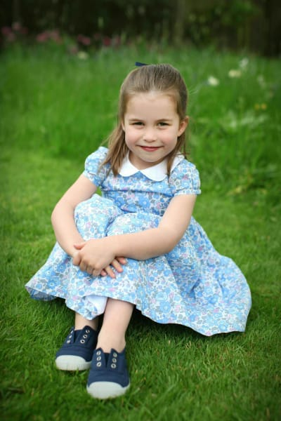 01 princess charlotte 4th birthday