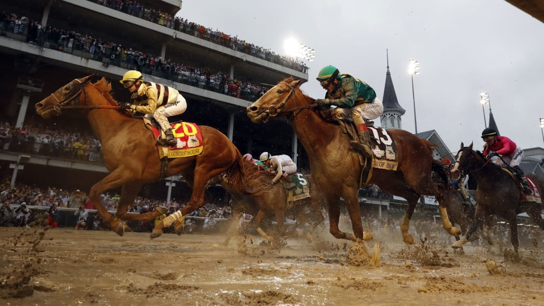 16 kentucky derby 2019