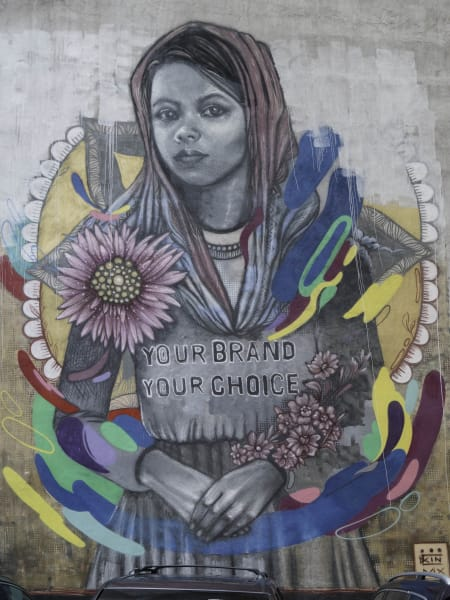 street art slavery bithi