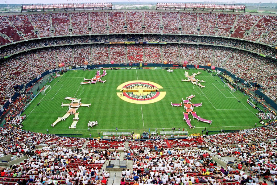 1999 Women's World Cup opening ceremony