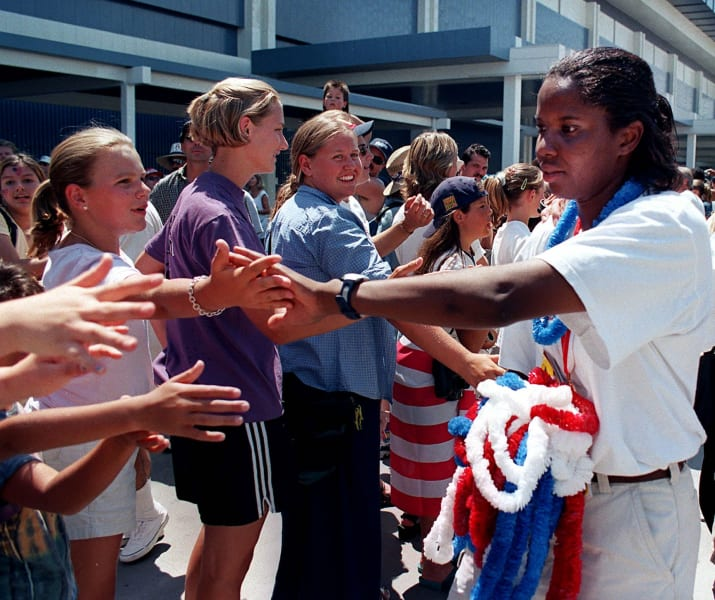 Briana Scurry USA 1999 Women's World Cup