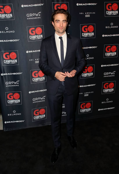 Robert Pattinson GQ Gala 2018