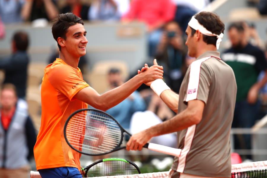 Federer Sonego