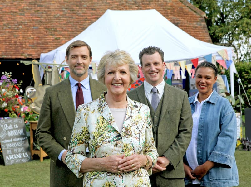 PENELOPE KEITH VILLAGE OF THE YEAR