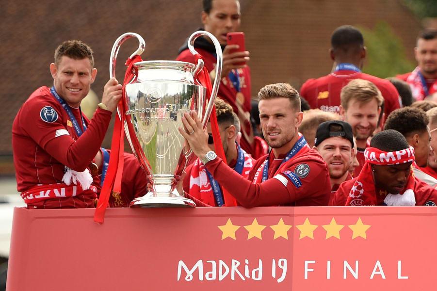 Liverpool celebration 1