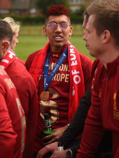 Liverpool celebration 2
